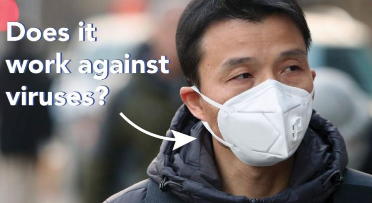 Can a surgical mask be of any use