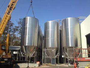 Commercial Microbrewery