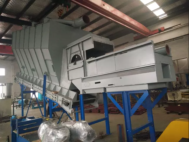 China waste segregation machine