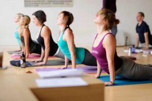 Yoga trainings