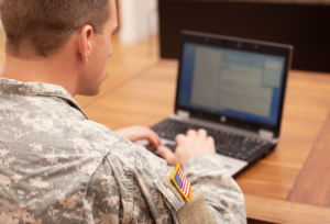 Online military courses
