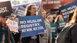 Muslim registry